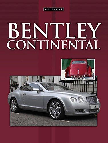 Bentley Continental by CP Press