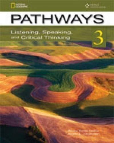 Pathways 3 - Listening and Speaking: Student Book + Online Workbook Acess Code