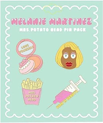Melanie Martinez - Pack de Pines: Amazon.es: Joyería