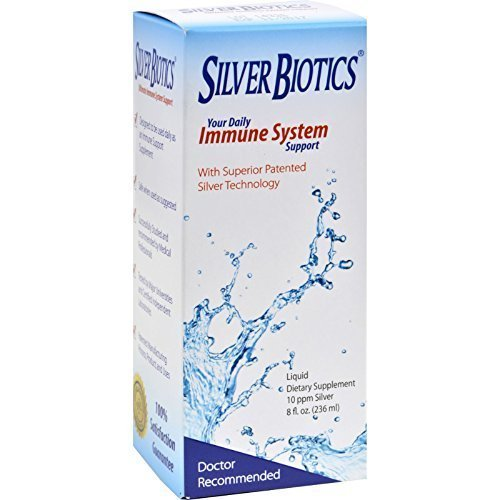 American Biotech Labs Silver Biotics 8 Oz (pack of 2)