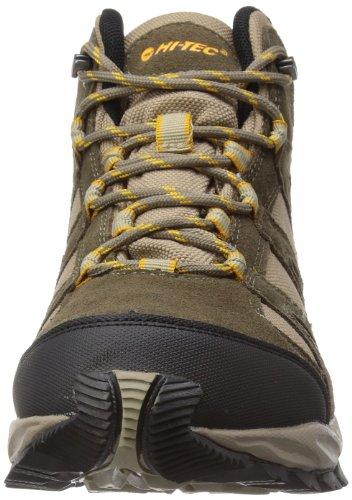 Hi-TecAlto Mid WP - botas de senderismo Hombre Marrón