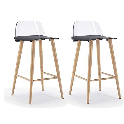 Wondrous Amazon Com Nubao Bar Stool Bar Chair Counter Chair Lamtechconsult Wood Chair Design Ideas Lamtechconsultcom