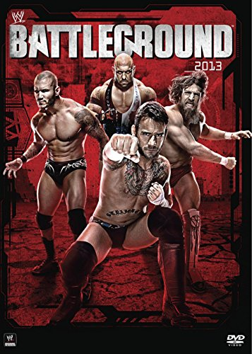 DVD : WWE: Battleground 2013 (DVD)