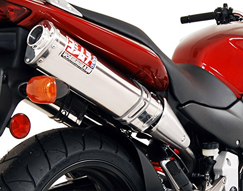 Yoshimura Exhaust TRS Slip-On Stainless Steel Dual for Honda CB919 - Yoshimura Trs Race