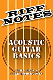 img - for Riff Notes: Acoustic Guitar Basics book / textbook / text book