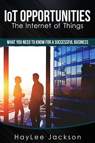 IoT Opportunities need Business Success ebook product image