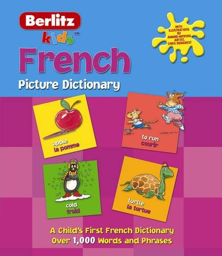 French Picture Dictionary (Kids Picture Dictionary)