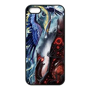 """Custom Dragon Back Case Cover for Apple iPhone 6(4.7"""")-0153"""