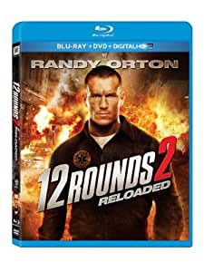 12 Rounds 2: Reloaded [Blu-ray] [Import]