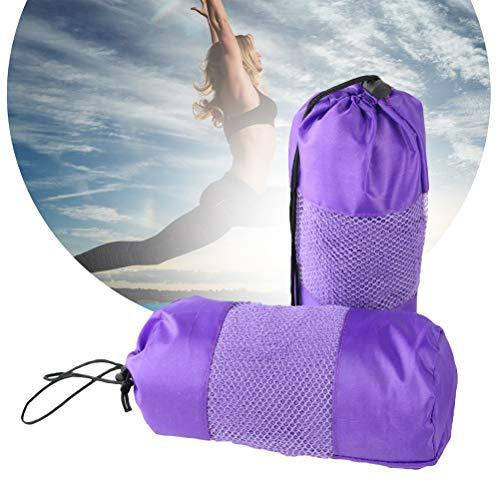 Amazon.com: 4pcs Microfiber Sports Towel with Zipper Pocket ...