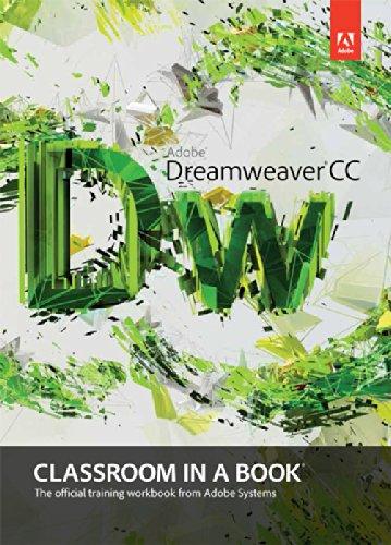 Adobe Dreamweaver CC Classroom in a Book [Paperback] ebook