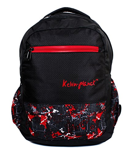 Kelvin Planck Black Laptop Backpack for  HP 15 BE002TU