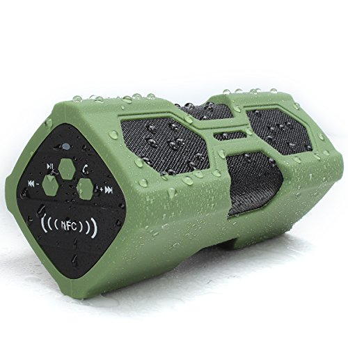 ELEGIANT Portable Wireless Bluetooth Speaker wi...