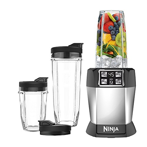 Nutri Ninja Auto-iQ Blender (BL482) (32 Piece Display)