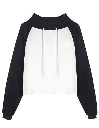 Amazon.com: SZT Sudadera con capucha para adolescentes ...