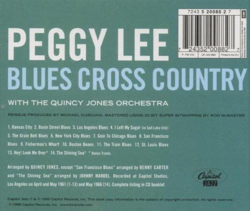 Blues Cross Country