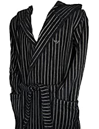 Hooded sponge bathrobe man EMPORIO ARMANI item 110799 7A593