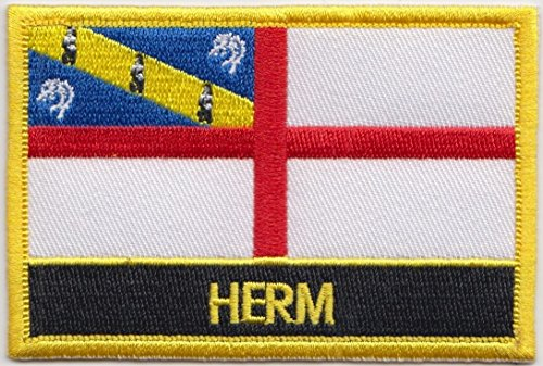 herm-channel-islands-flag-embroidered-rectangular-patch-badge
