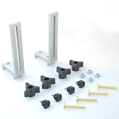 Fence Hardware Kit For Pro Grip Clamps By Peachtree Woodworking Pw578