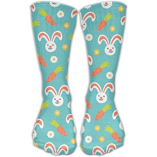 Bunny Love Carrot Unisex Popular Sports Compression Socks Running No Show Boat Socks