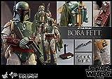Hot Toys Star Wars Episode VI Return of the Jedi Boba Fett 1/6 Scale 12