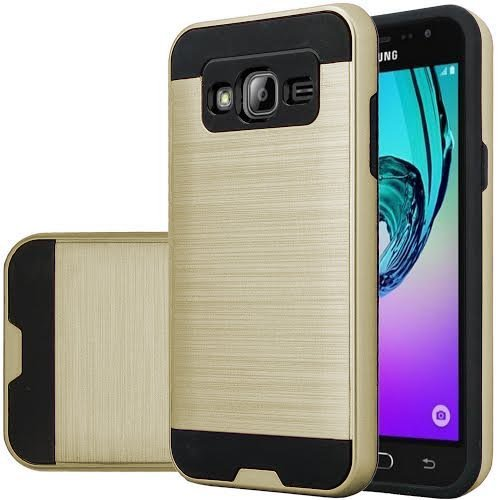Cheap Cases Samsung Galaxy On5 Case, [Dual Layer: Thin Silicone Interior + Heavy Duty..
