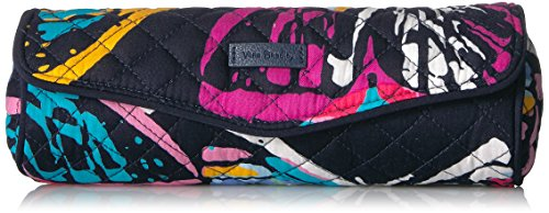 Vera Bradley Iconic on a Roll Case, Signature Cotton, Butterfly Flutter