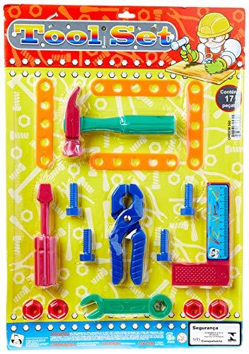 Tool Set Brinquedos Pica Pau