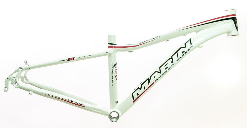 17'' MARIN BEAR VALLEY WFG 26'' Alloy Hardtail MTB Bike Frame Disc Black/Red NEW