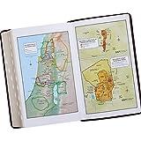 Holy Bible: KJV Giant Print Thumb Index Edition: Brown (King James Bible)