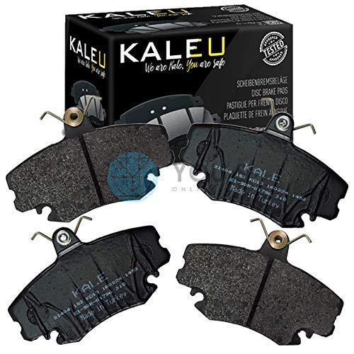 Kale 7701201669 Front Axle Set of Brake Pads Brake Pads:
