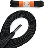 OrthoStep Flat Dress Shoelaces 2 Pair Pack
