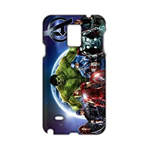 Evil-Store The Avengers 3D Phone Case for Samsung Galaxy Note4