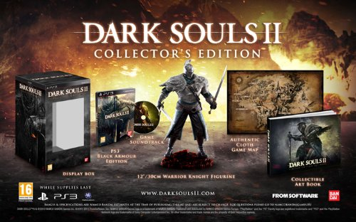 Dark Souls II - Collector's Edition (PS3)