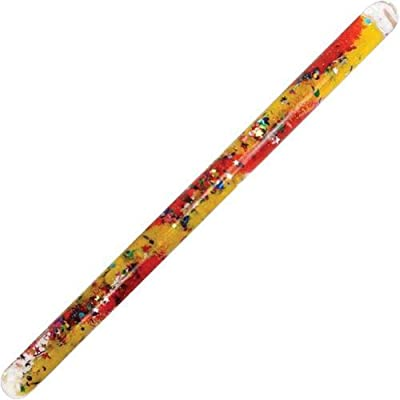 Toysmith Jumbo Spiral Glitter Wand (Assorted Colors): Toys & Games