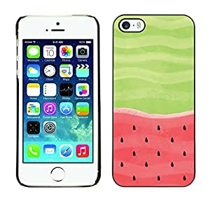SHIMIN CAO- Dise?o Caso duro de la cubierta Shell protector FOR Apple iPhone 5 5S- Fruits