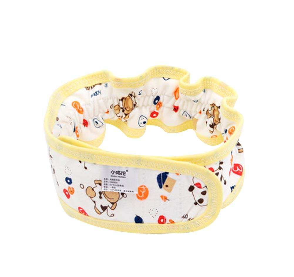 Animal 2Pcs Comfortable Infant Baby Nappy Toddler Newborn Diaper Fasteners