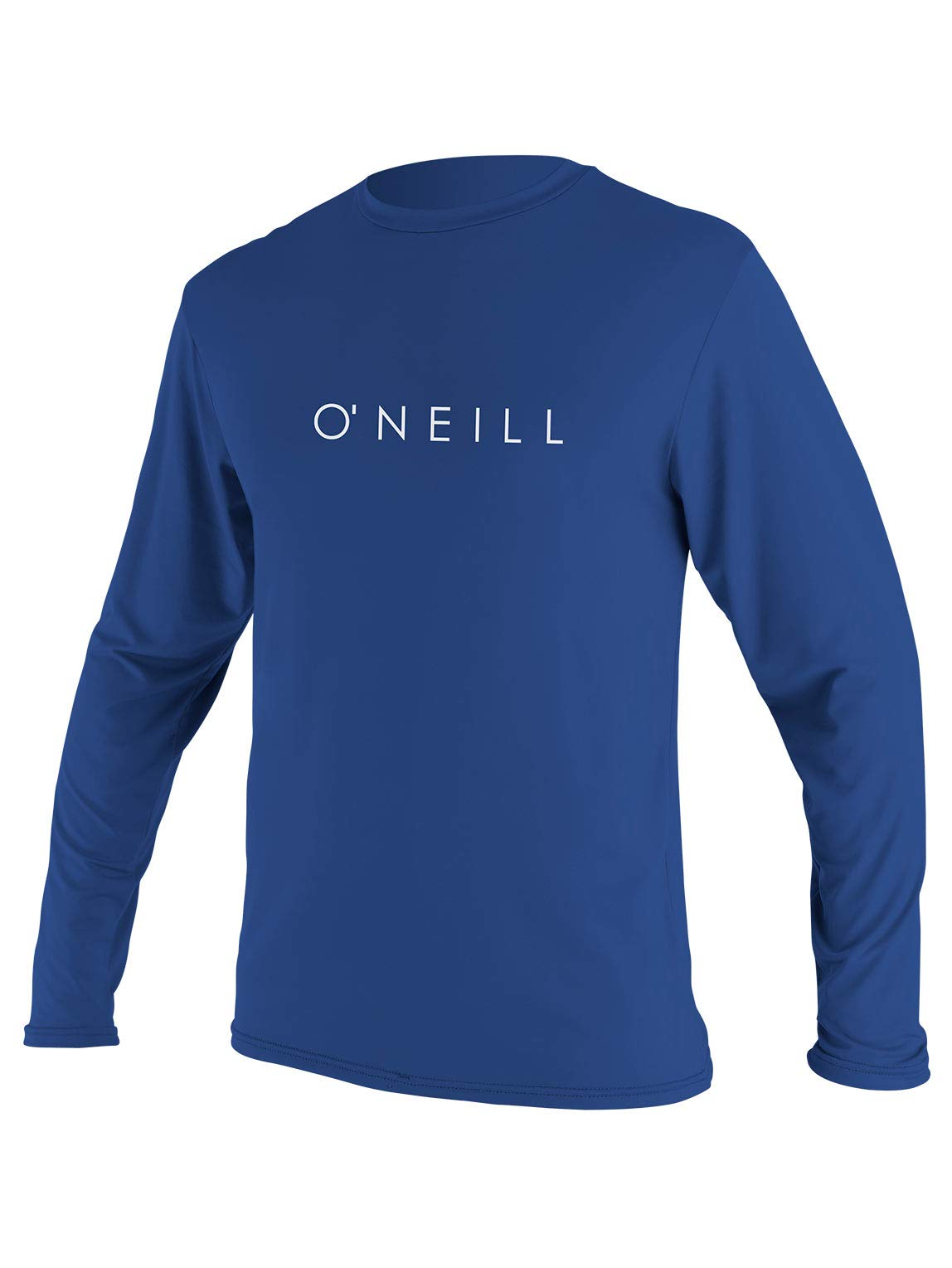 O'Neill Youth Basic Skins UPF 30 + Long Sleeve Sun Shirt, Pacific, 4