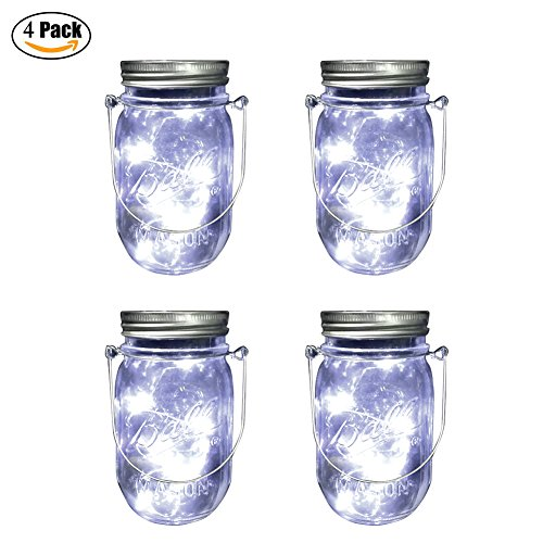 Mason Jar lights!