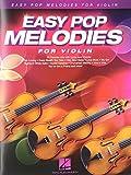Best Hal Leonard Violins - Easy Pop Melodies: for Violin Review