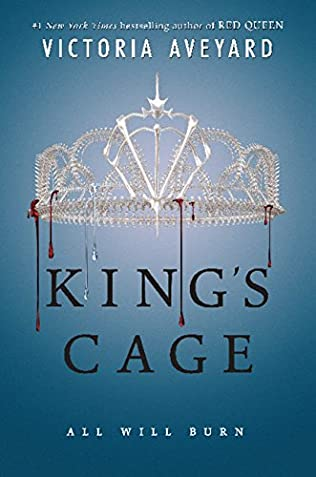 book cover of King\'s Cage