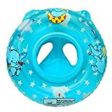StillCool Baby Kids Toddler Inflatable Swimming Swim Ring Float Seat Boat Pool Bath Safety (blue)