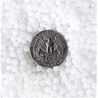 Victory Pellets (10 LBS) Plastic Poly Pellets for Weighted Blankets, Vests, Slime, Rock Tumbling, Reborn Dolls, Plush Toys, Draft Stoppers, I Spy Bags, ASMR Therapy & Sensory Lap Pads. Made in USA.