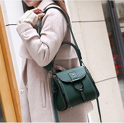 Sacs à main de haute qualité pour les femmes Designer Fashion Tote Satchel Crossbody sac à bandoulière Green