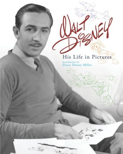 Walt Disney: His Life in Pictures by (2009-09-29)