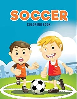 The Soccer Coloring Book (Dover Coloring Books): Arkady Roytman ...