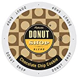 Authentic Donut Shop Chocolate Chip Cookie Coffee Cups for Keurig, 96 - Count