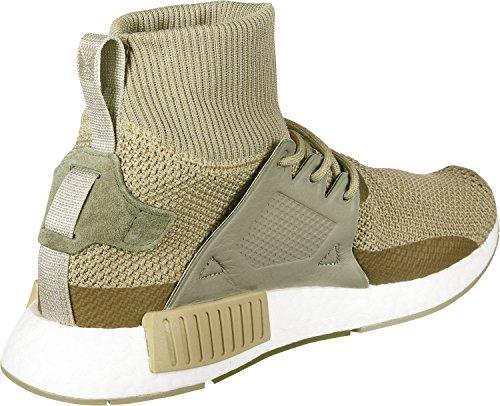 adidas Herren NMD_xr1 Winter Hohe Sneaker gelb (Oronat / Sesamo / Ftwbla 000)