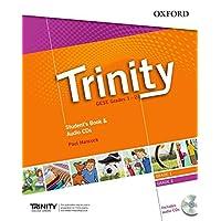 Trinity Graded Examinations in Spoken English (GESE): Trinity. GESE. A1. Student's book. Per la Scuola elementare. Con CD Audio