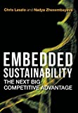 img - for Embedded Sustainability: The Next Big Competitive Advantage book / textbook / text book